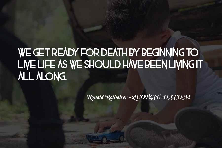 Ronald Rolheiser Quotes #438456