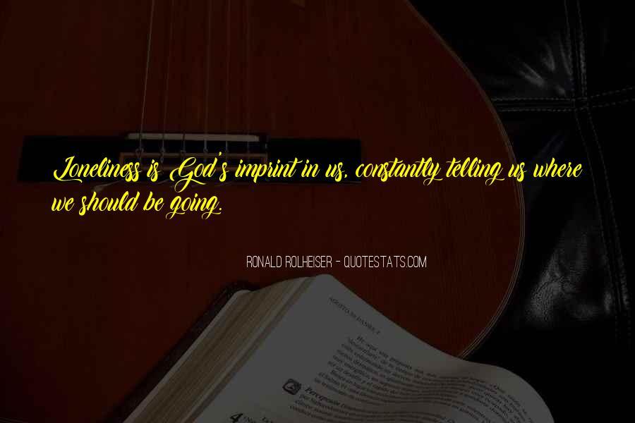 Ronald Rolheiser Quotes #832341