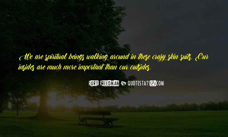 Rory Freedman Quotes #1094339