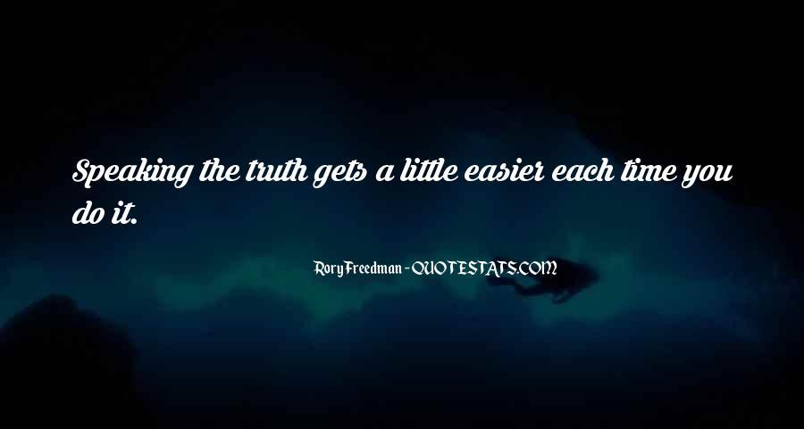 Rory Freedman Quotes #1112024