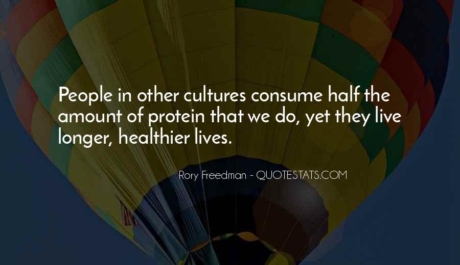 Rory Freedman Quotes #1385026
