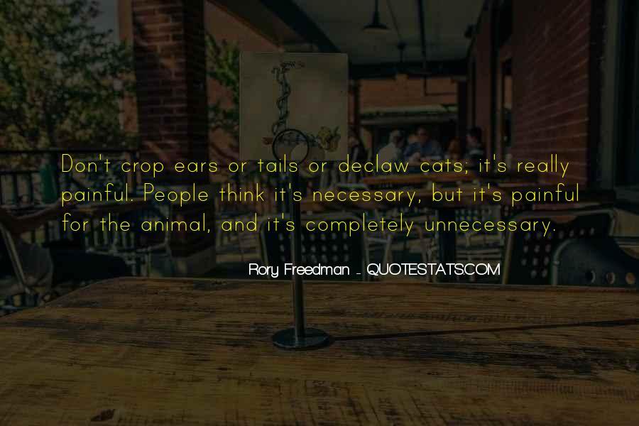 Rory Freedman Quotes #1824215
