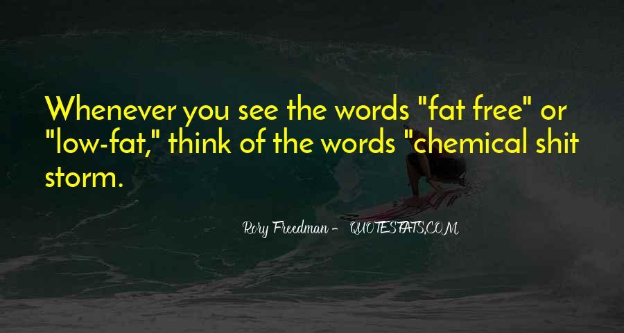 Rory Freedman Quotes #289973