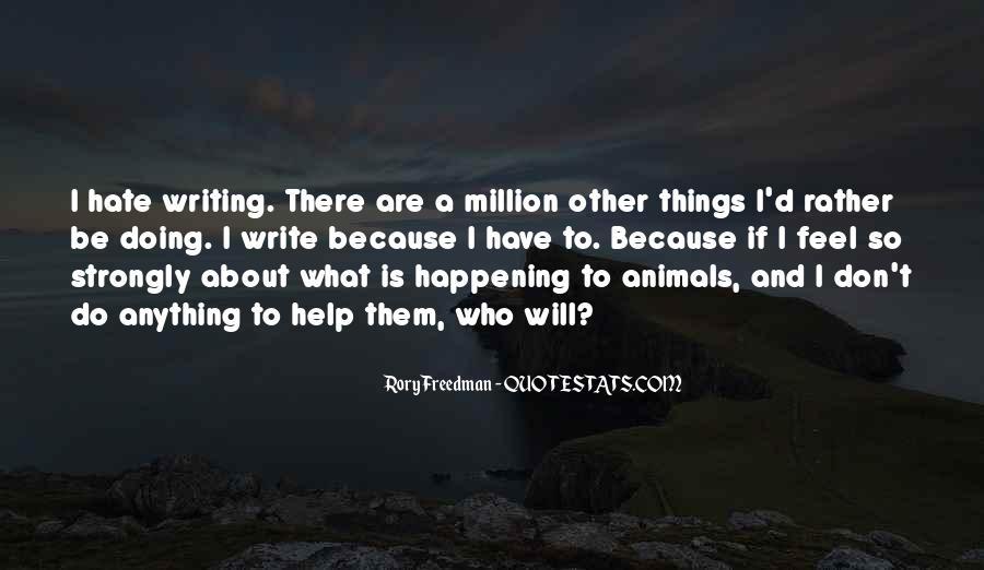 Rory Freedman Quotes #550682