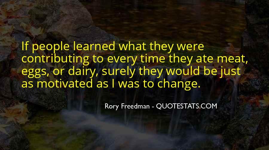 Rory Freedman Quotes #950335