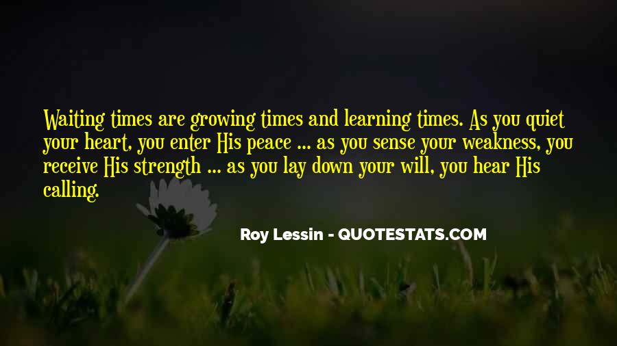 Roy Lessin Quotes #1787083