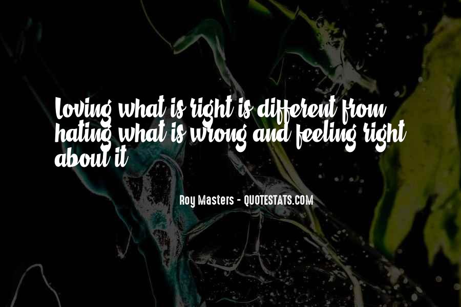 Roy Masters Quotes #695138