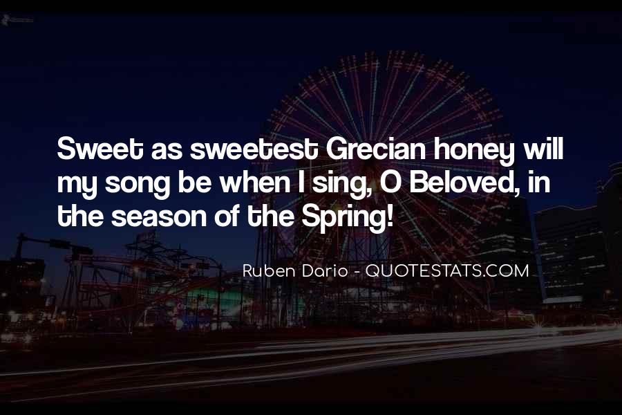 Ruben Dario Quotes #122217