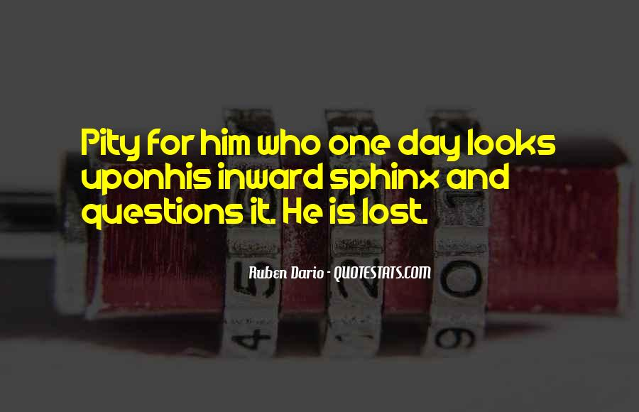 Ruben Dario Quotes #279724