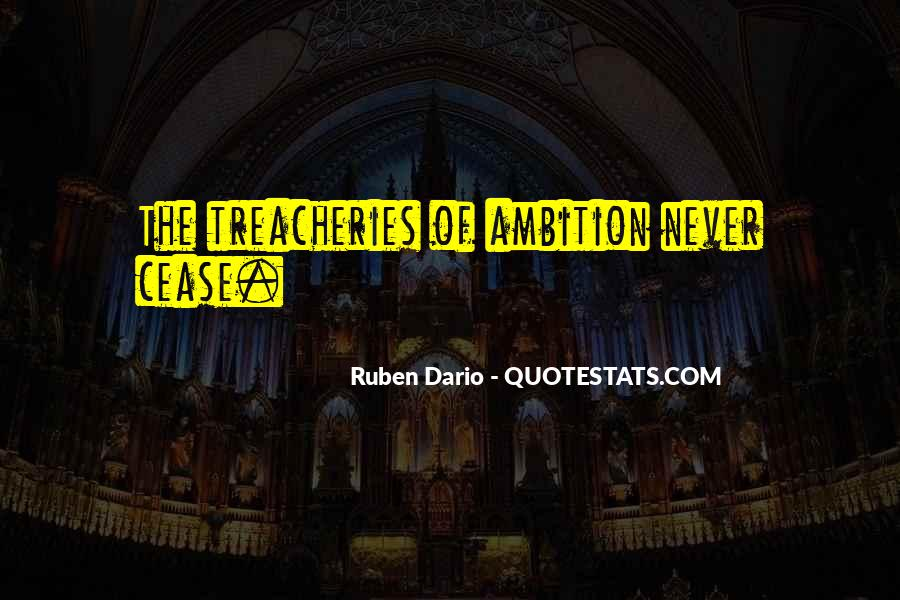 Ruben Dario Quotes #580472