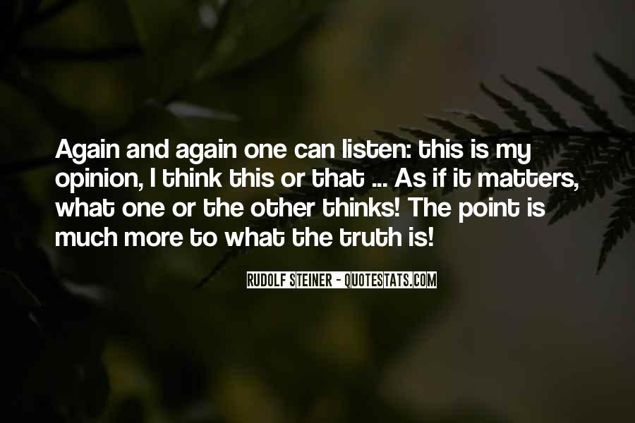 Rudolf Steiner Quotes #1025188