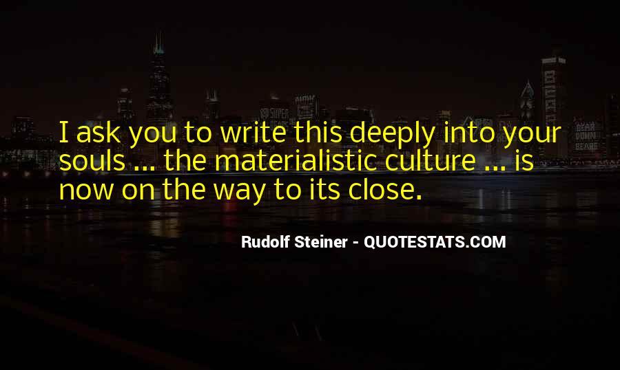 Rudolf Steiner Quotes #1071527