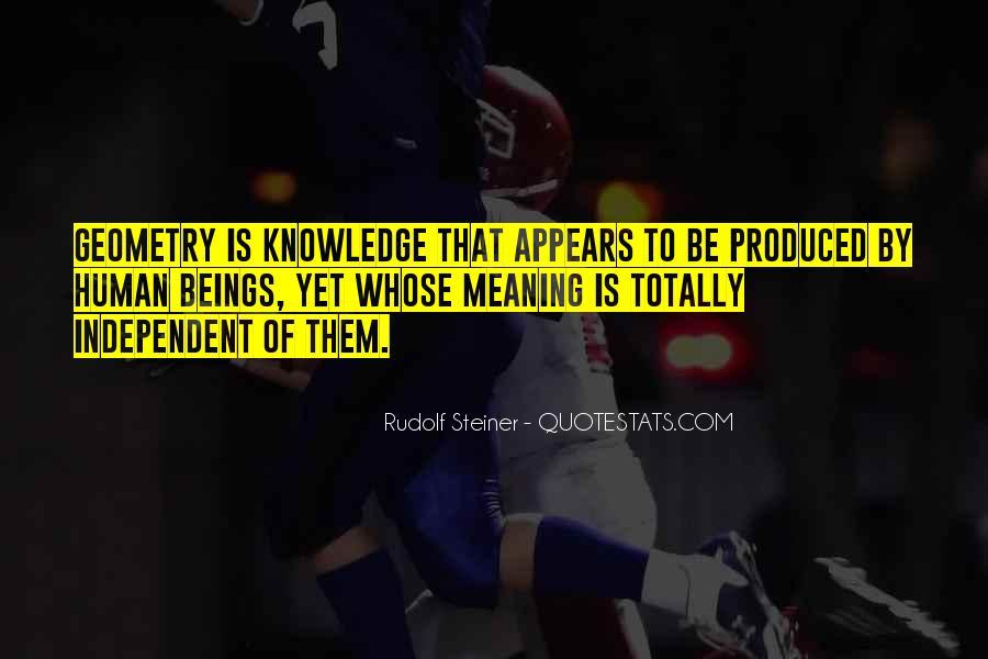 Rudolf Steiner Quotes #114923