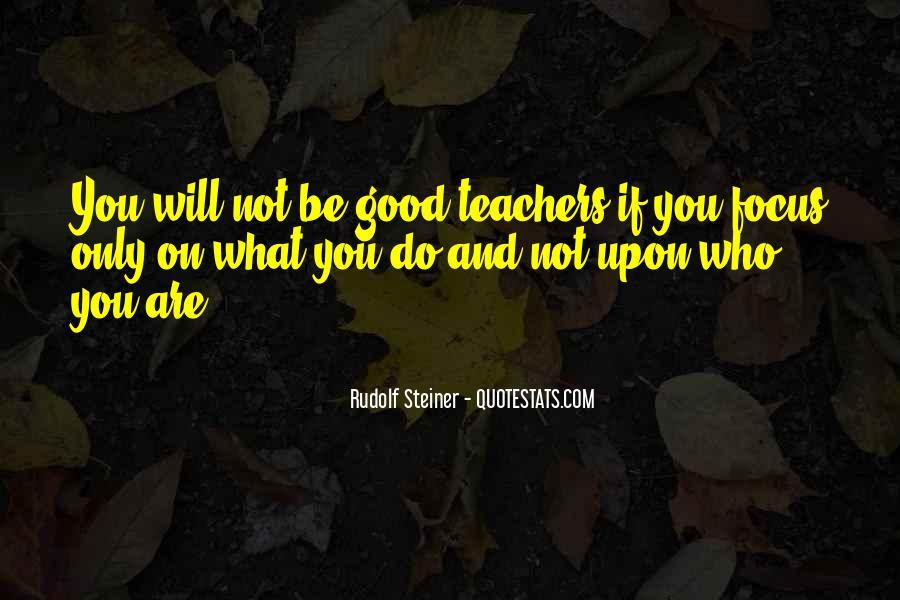 Rudolf Steiner Quotes #1216825