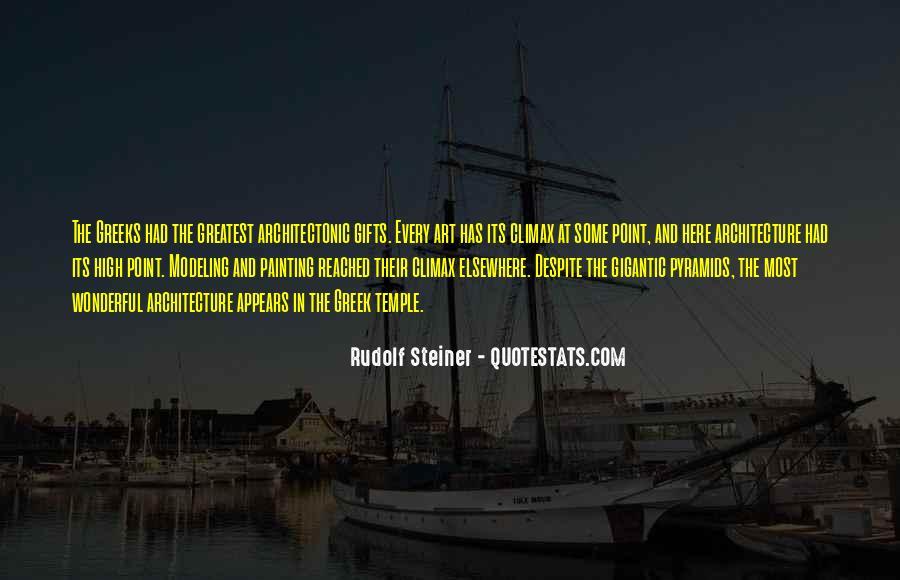 Rudolf Steiner Quotes #1272351