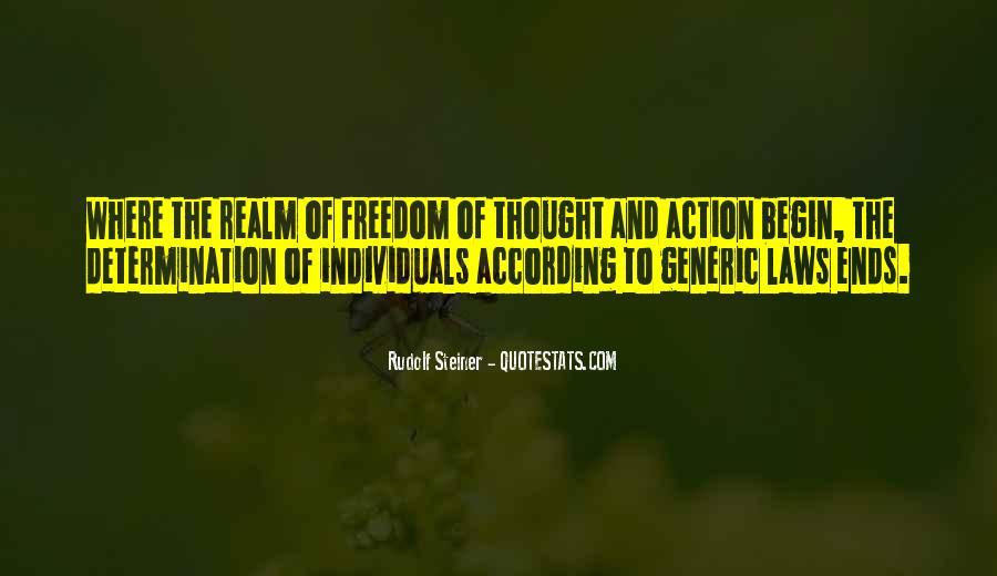 Rudolf Steiner Quotes #1285465