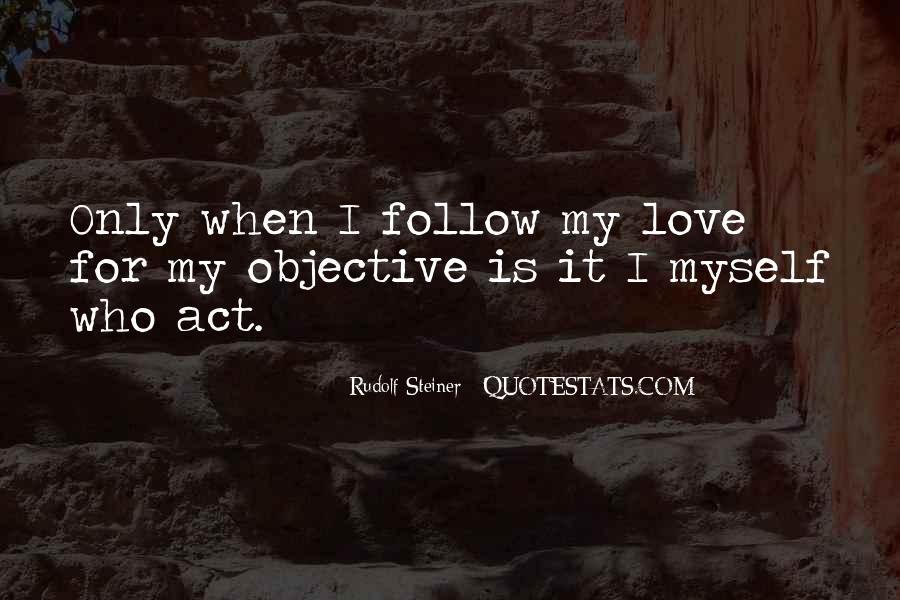 Rudolf Steiner Quotes #1341470