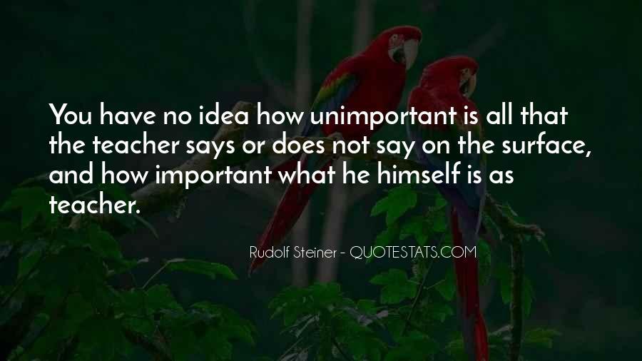 Rudolf Steiner Quotes #1438126