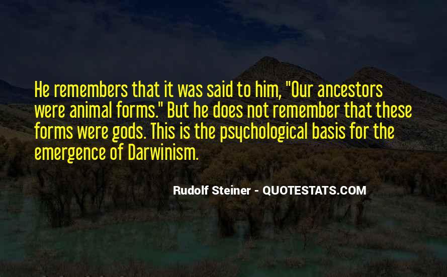 Rudolf Steiner Quotes #172941