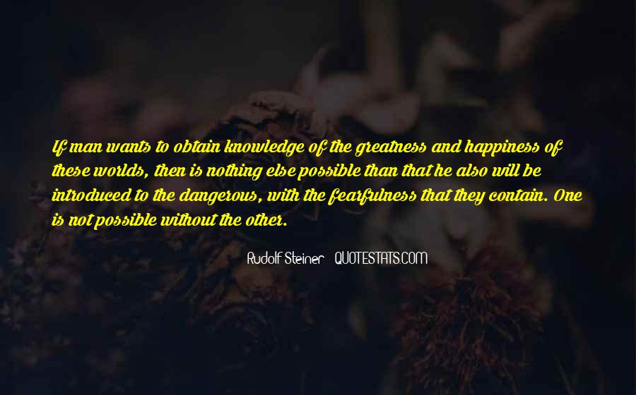 Rudolf Steiner Quotes #17915