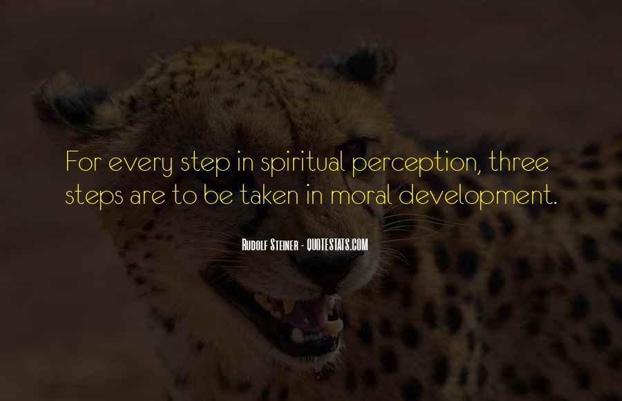 Rudolf Steiner Quotes #246241