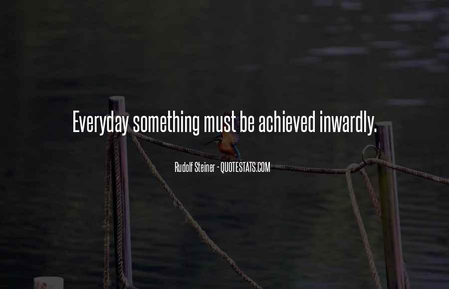 Rudolf Steiner Quotes #35614