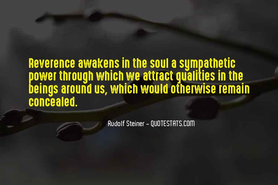 Rudolf Steiner Quotes #410087