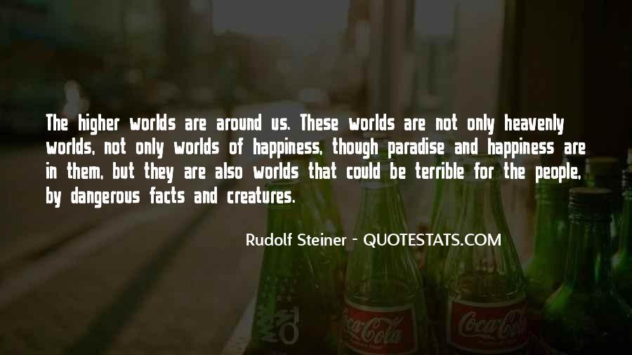Rudolf Steiner Quotes #453262