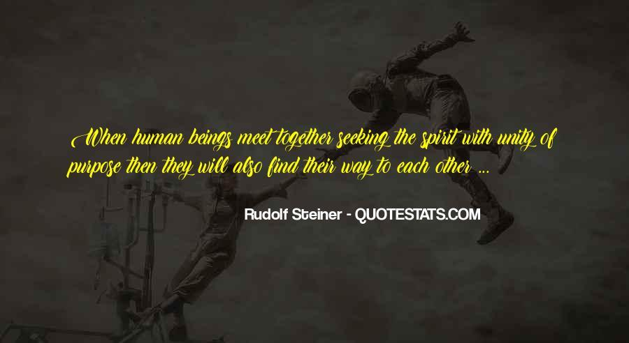 Rudolf Steiner Quotes #507589