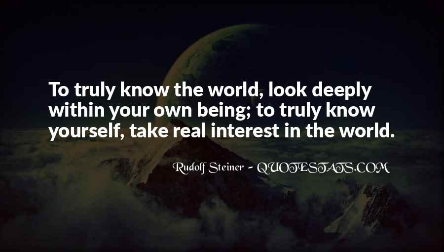 Rudolf Steiner Quotes #603134