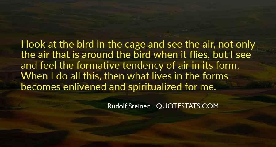 Rudolf Steiner Quotes #613543