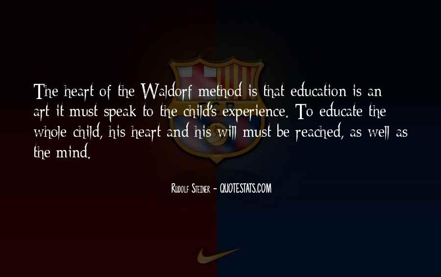 Rudolf Steiner Quotes #640600