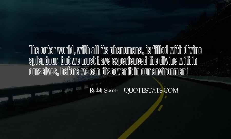Rudolf Steiner Quotes #684074
