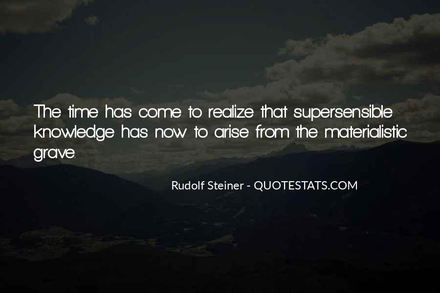 Rudolf Steiner Quotes #701244
