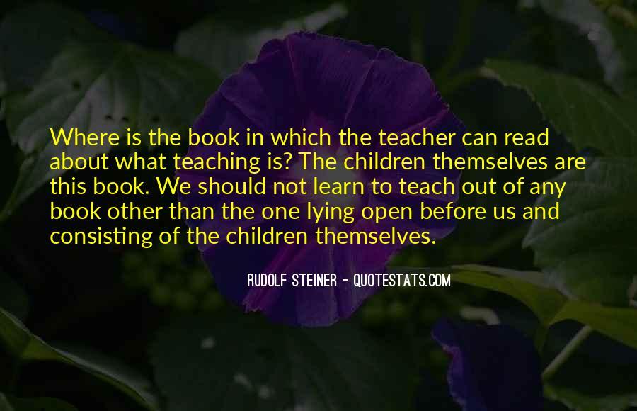Rudolf Steiner Quotes #749985