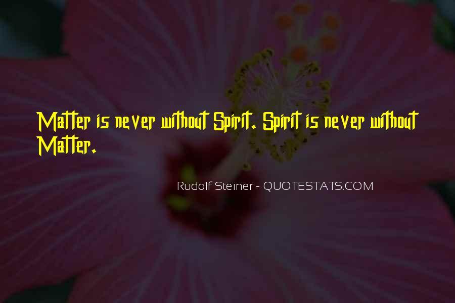 Rudolf Steiner Quotes #777089