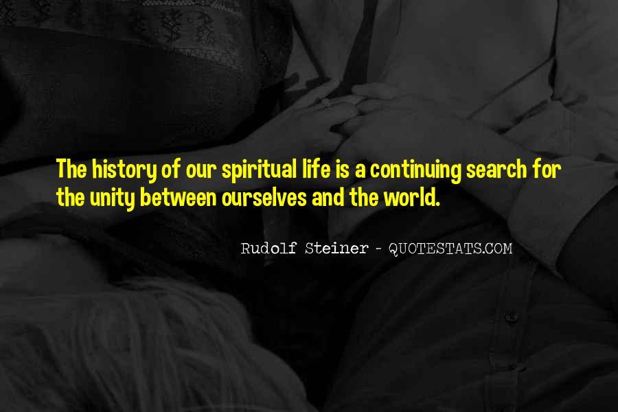 Rudolf Steiner Quotes #782051