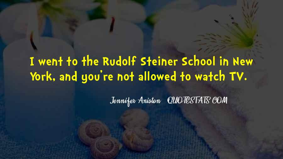 Rudolf Steiner Quotes #85401