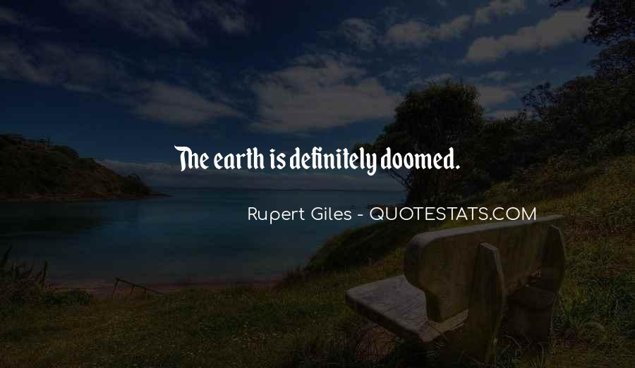 Rupert Giles Quotes #619157