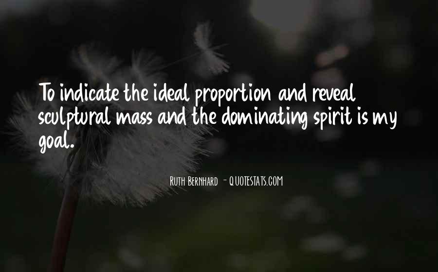 Ruth Bernhard Quotes #1223800