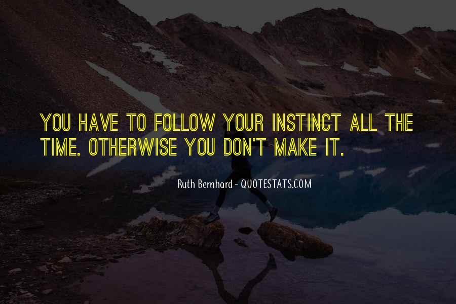 Ruth Bernhard Quotes #1878089