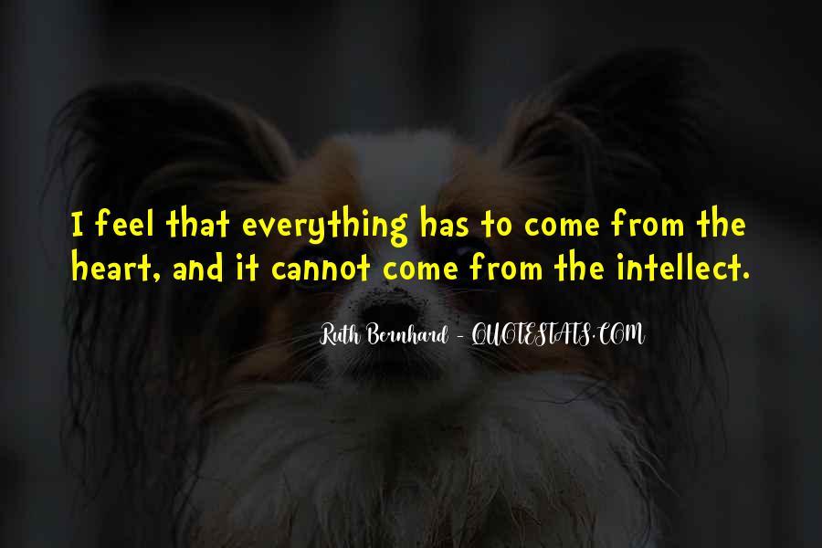 Ruth Bernhard Quotes #410925