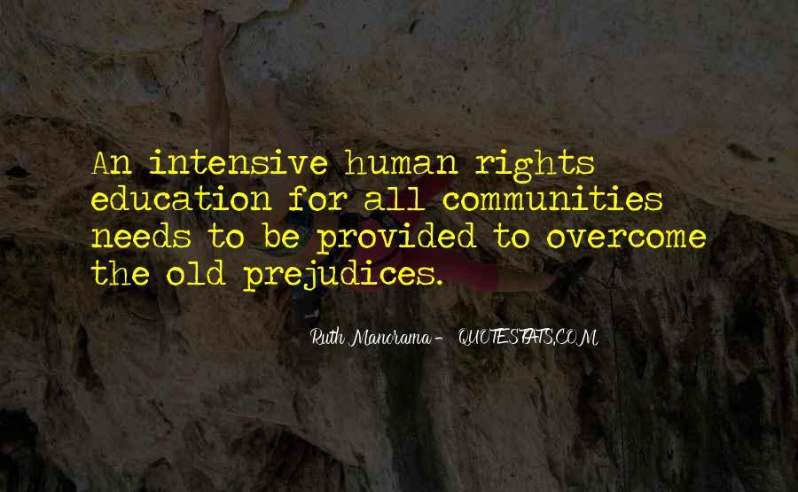 Ruth Manorama Quotes #1447240