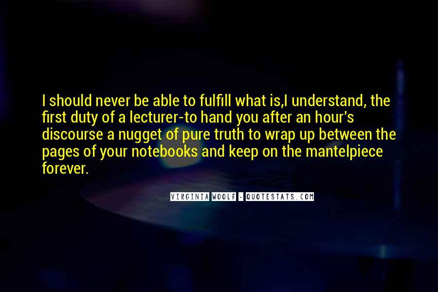 Ruth Minsky Sender Quotes #540058