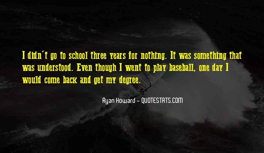 Ryan Howard Quotes #1196128