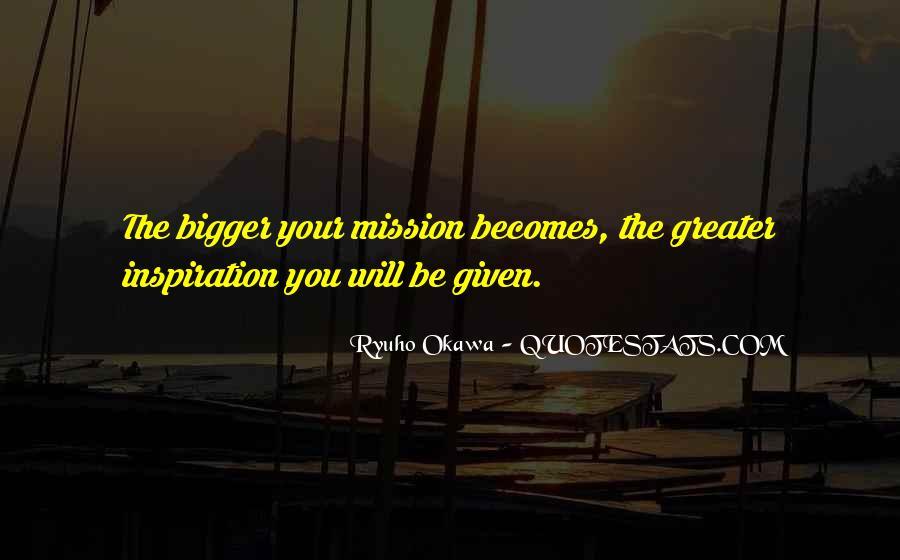 Ryuho Okawa Quotes #1829426