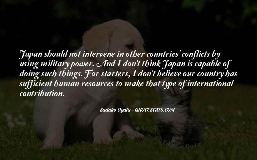 Sadako Ogata Quotes #151951