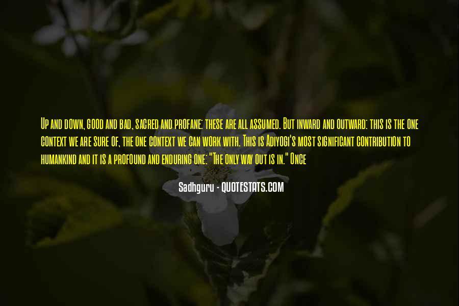 Sadhguru Quotes #124746