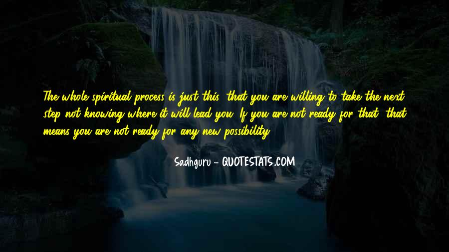 Sadhguru Quotes #158950