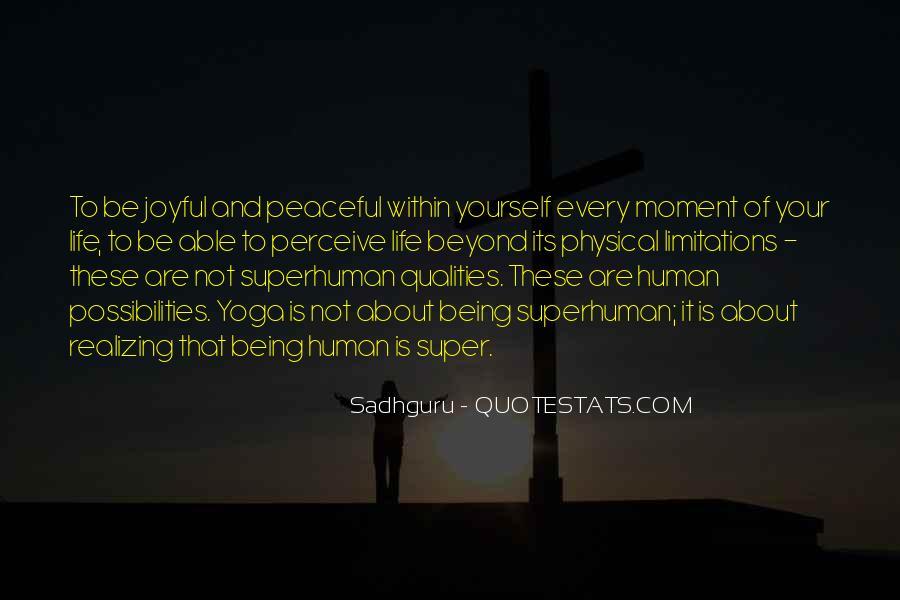 Sadhguru Quotes #1688456